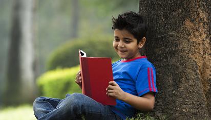 Kebiasaan membaca harus dibangun secara bertahap. (Dok. Istimewa)