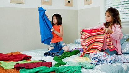 Anak perlu melakukan tugas rumahan. (Dok. Istimewa)