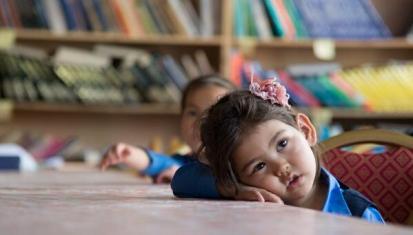 Banyak anak belum mampu menjaga fokus.