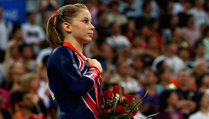 Shawn Johnson. (Dok. Istimewa)