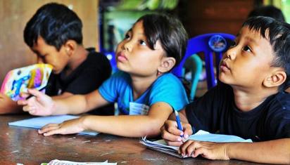Bisakah anak fokus? (Dok. Istimewa)